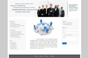 CA Company Website Palarivattom Ernakulam