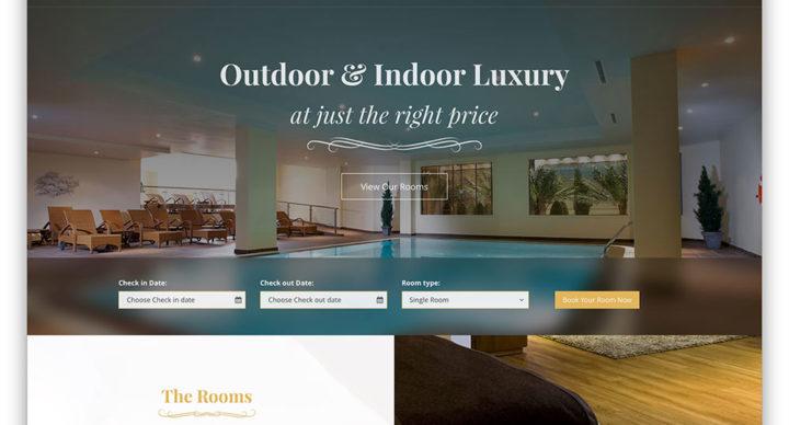 Resort Website Munnar Kerala