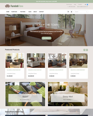 Furniture Websites In Cochin Bethelsoft