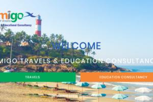 Consultancy Website Kerala
